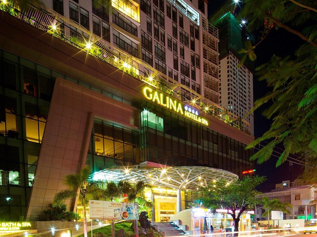 Khách sạn và Spa Galina