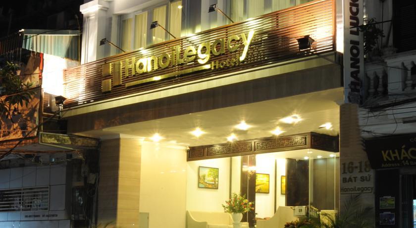 Khách sạn Legacy