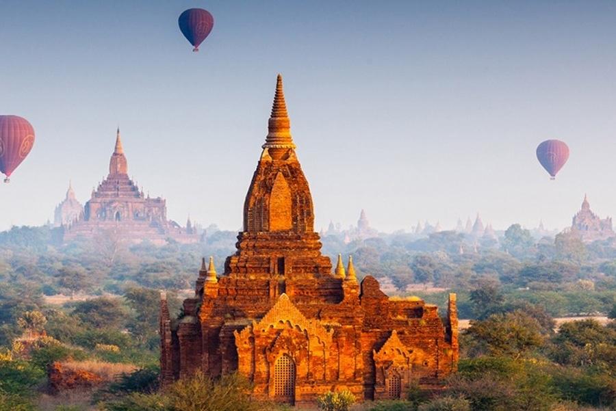 DU LỊCH MYANMAR 4 NGÀY: YANGON – KYAIKHTIYO – BAGO