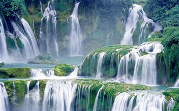 Hồ Ba Bể - Chùa Tích Trúc Lâm - Thác Bản Giốc - Khu Di Tích Pác Bó