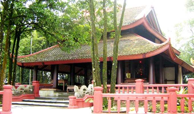 Khu Di Tích K9 - Đền Thờ Bác Hồ - Đền Thượng